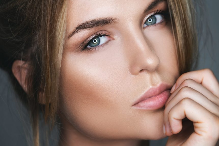 Natural Blue Contacts For Brown Eyes