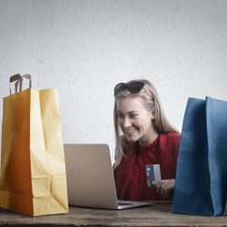 Convenience of buying and selling online